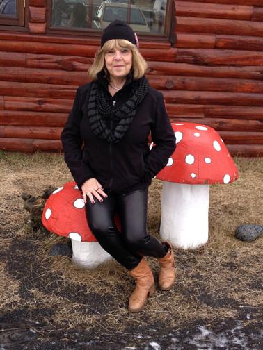me on the mushrooms