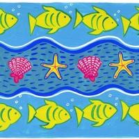 fish and shells