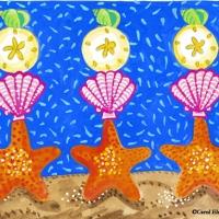 star fish line up