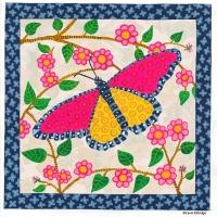 dark-blue-butterfly