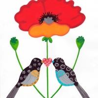 poppy-love-birds
