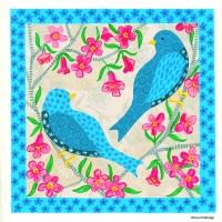 turquoise-love-birds-2