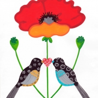 poppy-love-birds