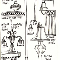 lights and lamposts