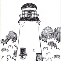 nonantum lighthouse