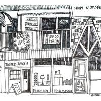 sketch of jasper
