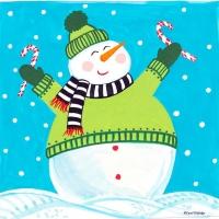 snowman-black-scarf