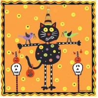 black-cat-and-skulls