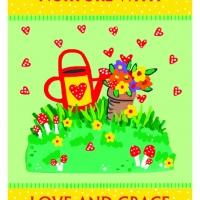 nurture with love