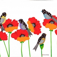4-blackbirds-with-poppies