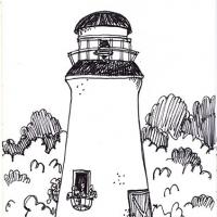 nonantum lighthouse