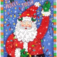 holly jolly santa copy