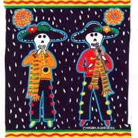 daydead musicians canvas