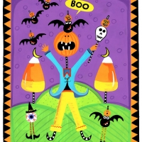 pumpkin-boo